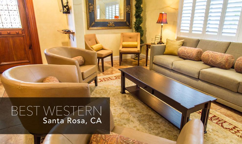 Best Western - Santa Rosa, CA