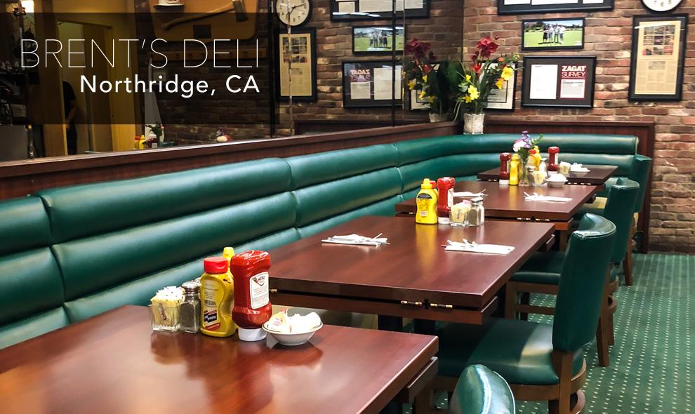 Brent's Deli - Northridge, CA