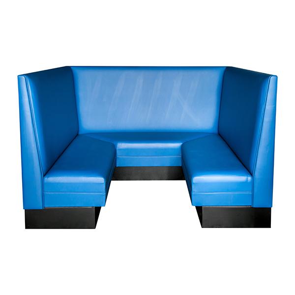 U Shaped Booth Barn Furniture