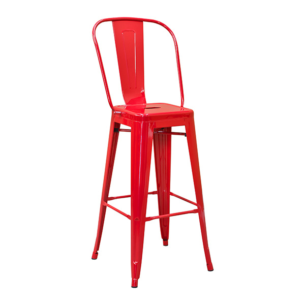 Pari S Barstool Red Barn Furniture