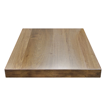 Thick Poplar Table Tops DTPOPLAR - Thick wood table top