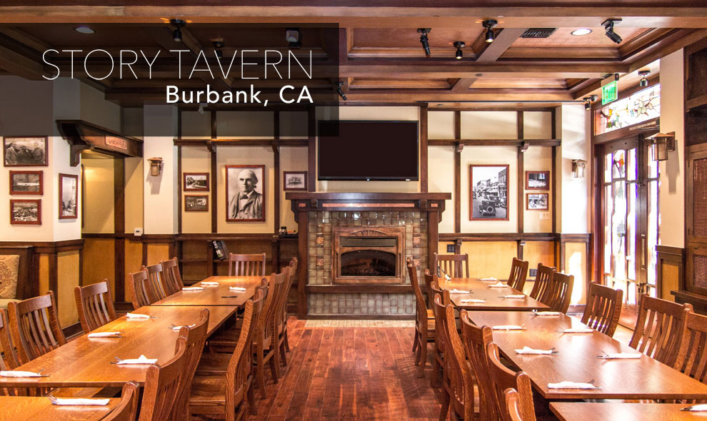 The Story Tavern - Burbank, CA