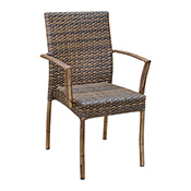 Alberta Patio Arm Chair