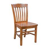 School House Chair - Cherry
