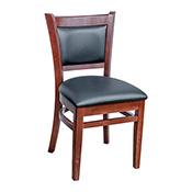 Madrid Chair - Mahogany