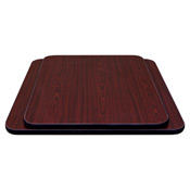 Laminate Mahogany Table Tops