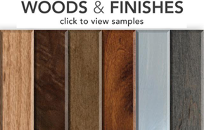 Woods and Finishes