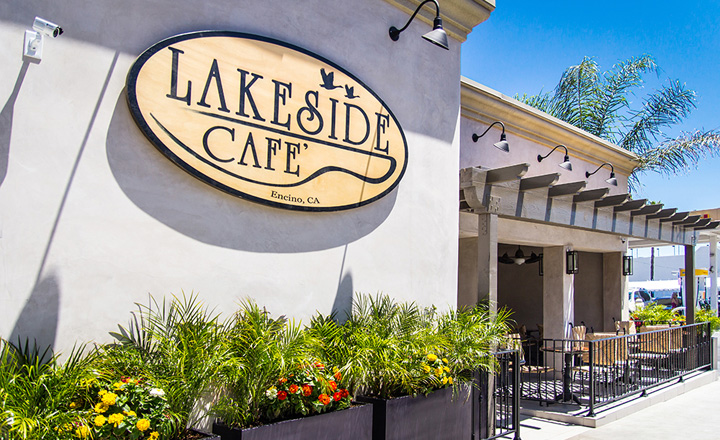 Lakeside Cafe - Encino, CA