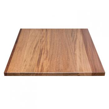 African Mahogany Table Top
