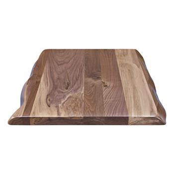 Walnut Live Edge Table Top