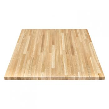 White Oak Finger Jointed Table Top