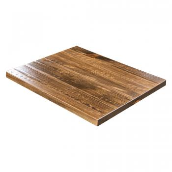 Rustic Pine Plank Table Top
