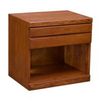 Contemporary One Drawer Nightstand