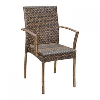 Alberta Patio Arm Chair