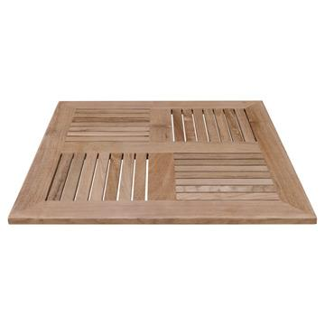 Patio Teak Table Top - Square