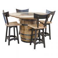 "Jack Daniels 54"" Pub table"