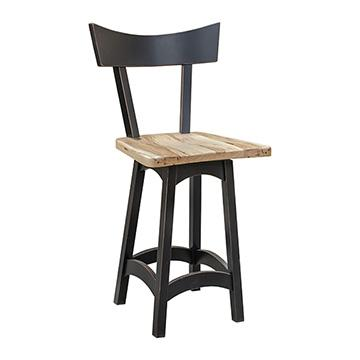 JD Barrel Barstool