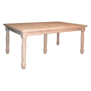 Waterfall Edge Extension Table