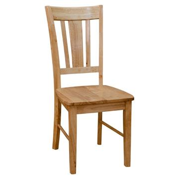 San Remo Slat Back Side Chair