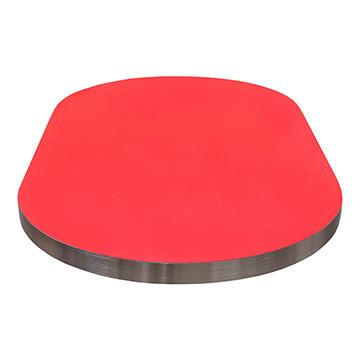 Oval Laminate Table Top