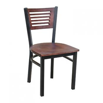 Jersey Metal Chair