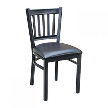 Metal School House Chair