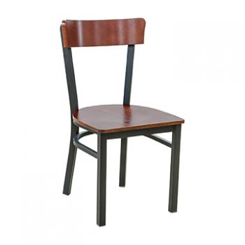 Danish Metal Chair