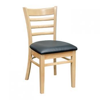 Ladder Back Side Chair - Natural