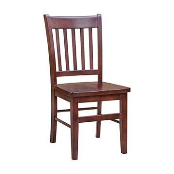 Hawthorn Chair - Dark Mahogany