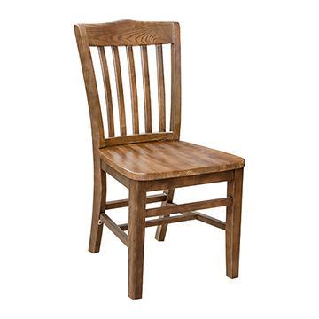 School House Chair- Onyx