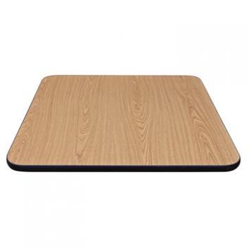 Reversible Laminate Table Top - Oak