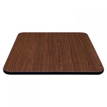 Reversible Laminate Table Top - Walnut