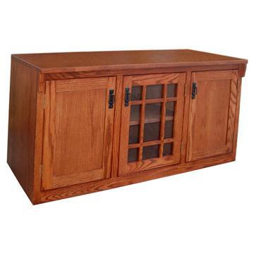 Mission Oak TV Stand
