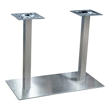 "Stainless Steel Base - 18""x35"""