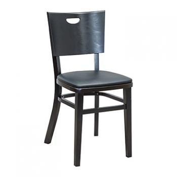 JR Aragon Chair - Black