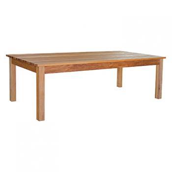 Sapele Patio Table