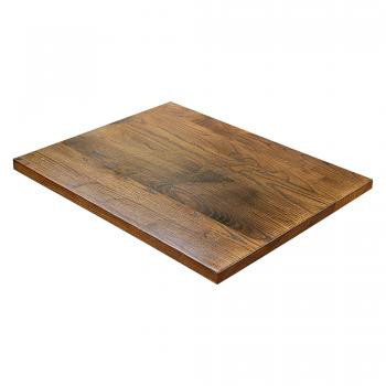 Solid Ash Wood Table Top