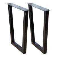Modern U-Shape Table Base