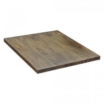 White Oak Butcher Block Table Top