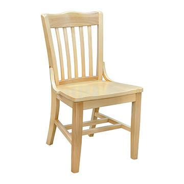 School House Chair - Natural